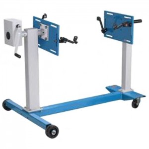 014-1735B 2,000 Lb. Capacity Heavy-Duty Motor-Rotor Repair Engine Stand