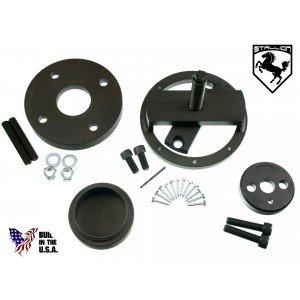 Cummins 3.9L, 5.9L & 6.7L Front & Rear Crankshaft Seal Remover & Installer With Wear Sleeve Installer Tool Set ST-S915