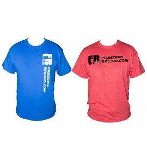 Short Sleeve T-Shirt w/Freedom Racing Logo
